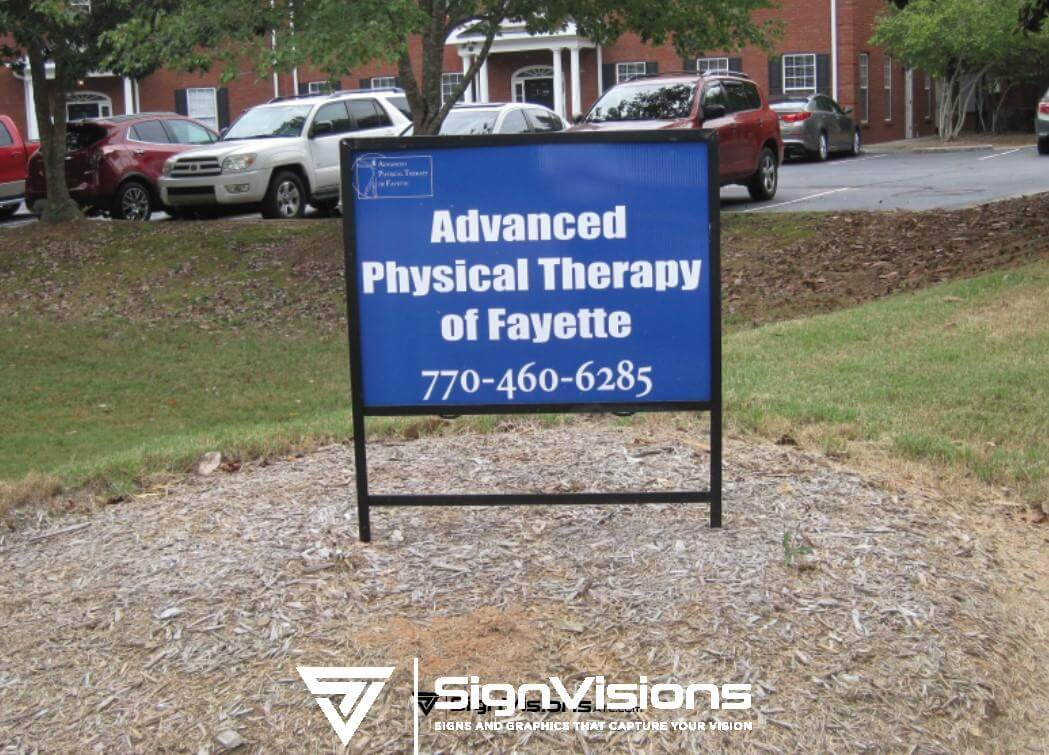 Exterior Signs for New Businesses in Peachtree City GA